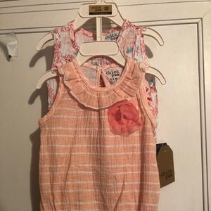 Chick pea body suits 3 to 6 months news